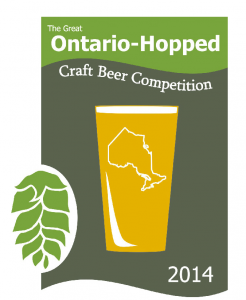 Ontario-Hopped Craft Beer Competition